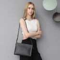 SQUARE BAG-BLACK