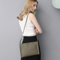 SQUARE BAG-KHAKI