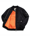 그로스인벤토리() GRS FLIGHT JUMPER(BLACK)