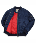 그로스인벤토리() GRS FLIGHT JUMPER(NAVY)