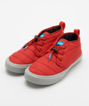 피플풋웨어(PEOPLE FOOTWEAR) THE CYPRESS - SUPREME RED/SKYLINE GREY
