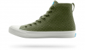 피플풋웨어(PEOPLE FOOTWEAR) THE PHILLIPS HIGH - EXPEDITION GREEN W/PICKET WHITE