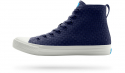 피플풋웨어(PEOPLE FOOTWEAR) THE PHILLIPS HIGH - NAVAL BLUE W/PICKET WHITE