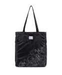 허쉘(HERSCHEL) PACKABLE TRAVEL TOTE_BLACK