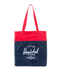 허쉘(HERSCHEL) PACKABLE TRAVEL TOTE_NAVY/RED