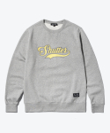 SHUTTER GLORIOUS SWEAT SHIRTS (GRAY)