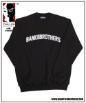 2016 BTB HEAVY SWEAT SHIRTS (BLACK)
