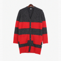 플러트() mohairlong_cardigan_red