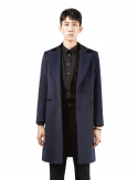 드퐁(DEFOND) CHESTER FIELD WOOL COAT