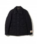 브라운스 비치(BROWNS BEACH) BROWNS BEACH / DOWN COVERALL / SOLID BLACK