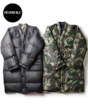 레이지() MAGOCHA REVERSIBLE LONG DOWN PARKA