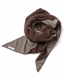 아빈(ARVVIN) two-way reversible MUFFLER (brown)