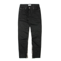 세인트페인(SAINTPAIN) SP DAVIZ SIDE ZIP DENIM PANTS-BLACK