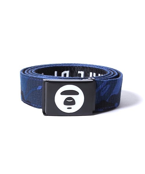 be730111b23c 베이프(BAPE) AAPE BY A BATHING APE CAMO BELT - 134