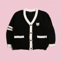 레이지오프() [Holiday Collection] MONO COLLEGE CARDIGAN