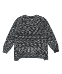 콰이트(QUITE) [콰이트] Flank Zip Sweater