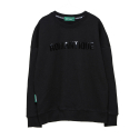 [Unitedwappen] EMBRO oversized sweatshirts (Black)