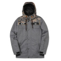 디미토(DIMITO) 1617 DIMITO GOODY JACKET A.GREY