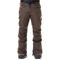 디미토(DIMITO) 1617 DIMITO COZY PANTS F.BROWN