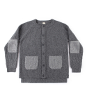 어나더 오피스() Current Kilcarra cardigan (Charcoal)