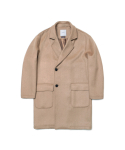 세컨무브(SECONDMOVE) OVERSIZED COAT_BEIGE