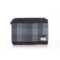 비엘씨브랜드(BLCBRAND) N045 CIVITAS POUCH - HARRIS TWEED