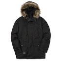 디미토(DIMITO) 1617 DIMITO MILD DOWN JACKET A.BLACK