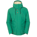 686(686) 15FW PARKLAN RITUAL INSULATED PARKA ARMY PEACHED CANVAS