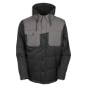 686(686) 15FW AUTHENTIC WOODLAND INS JACKET BLK