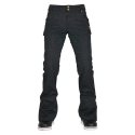 686(686) 15FW WMNS PARKLAN AFTER DARK PANT BLK