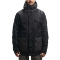 686(686) 16FW PARKLAN CULT INSULATED JACKET BLACK