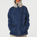 16FW PARKLAN CULT INSULATED JACKET MIDNIGHT BLUE