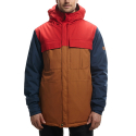 686(686) 16FW AUTHENTIC MONIKER INS JACKET RED CLRBLK
