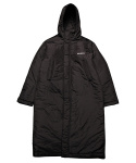 그라스하퍼() LOGO BENCH COAT_BLACK
