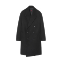 에센시(ESSENSI) [ESSENSI] LOOSE FIT DOUBLE BREASTED COAT (ES1GWUC814E)
