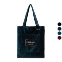 에센시(ESSENSI) [ESSENSI] VELVET SHOULDER BAG (ES1GFUAB40D)