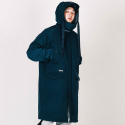 블랙맘바() HAMMER BENCH COAT-navy