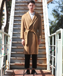 레브드앙뉴() R.A ROBE COAT(BG)