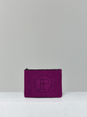 빠담뷰(PADAM VIEW) LUNCH CLUTCH_violet
