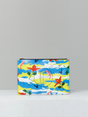 빠담뷰(PADAM VIEW) HADI CLUTCH_blue