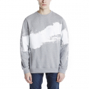 [STONEFEATHER] Round Brush Sweatshirt_FNTBM16022GYM