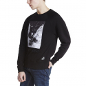 스톤페더(STONEFEATHER) [STONEFEATHER] Broken Heart Sweatshirt_FNTBM16023BKX