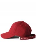 버빌리안(BUBILIAN) Bubilian long strap ball cap [red]