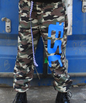 이에스씨 스튜디오(ESC STUDIO) racing pants(camo)