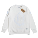 Q PATCH_CREWNECK_WHITE