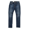누디진() [NUDIE JEANS] Lean Dean Deep Dark Indigo 112231