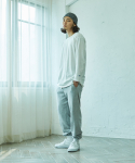 이투포(2TO4) [UNISEX] 2TO4 LONG T-SHIRT WHITE