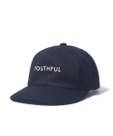 벗딥(BUTDEEP) YOUTHFUL 6-PANEL CAP-NAVY