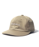 벗딥(BUTDEEP) YOUTHFUL 6-PANEL CAP-BEIGE