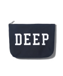 벗딥(BUTDEEP) DEEP POUCH(M)-NAVY